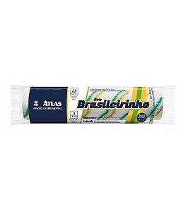 Rolo e Lã 23 CM Brasileirinho - ATLAS