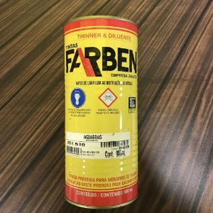 Águarraz 900 ML Mineral - FARBEN