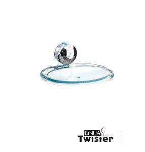 Saboneteira Twister - STEEL DESIGN