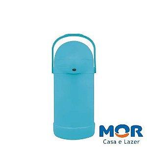 Garrafa Térmica Pressão Nobile Cel Azul 500 ML - MOR