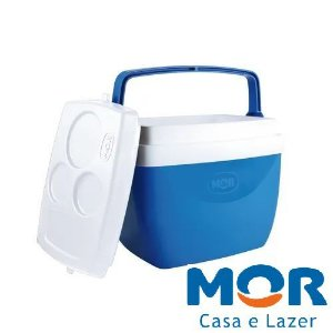 Caixa Térmica 6 Litros Azul - MOR