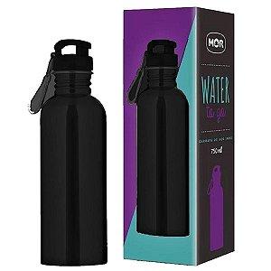 Garrafa Water to Go 750 ML - PRETA