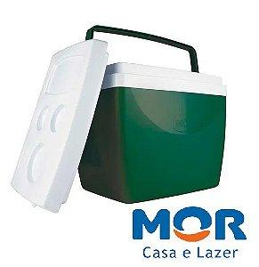 Caixa Térmica 34 Litros Verde Escuro - MOR