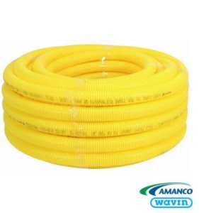 Eletroduto Flexível 3/4 Amarelo - AMANCO