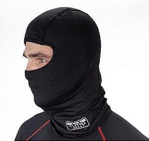 Balaclava Tutto Preta Touca Ninja Preta