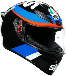 Capacete AGV K1 VR 46 Sky Racing Valentino Rossi Motogp
