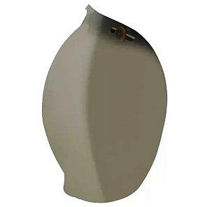 Viseira Burbble Bolha Capacete Bieffe B-45 Fume Original