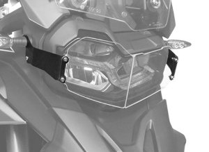 Protetor Farol Policarbonato BMW F750GS 2018+ F850GS 2018+
