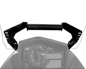 Suporte Gps Suzuki V-strom 650 2019+ Vstrom Preto