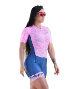 Macaquinho Ciclismo Feminino CORE Ciclopp Bike MGC
