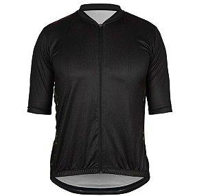 Camisa Masculina Ciclismo Bike Asw Versa Preta