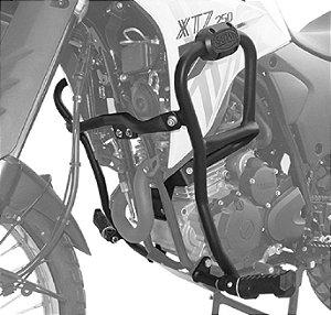 Protetor Motor Carenagem Yamaha Lander 250 2019+ Preto