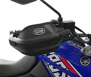 Protetor De Mao Yamaha Crosser150 2014+ Preto