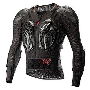 Protetor Alpinestars Bionic Action armadura motocross trilha