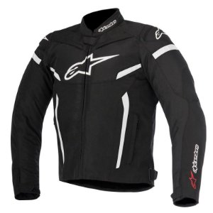 Jaqueta Alpinestars T-gp Plus R V2 Preta Branca Speed