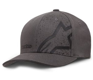 Boné Alpinestars Percent Gray Original Flex Fit