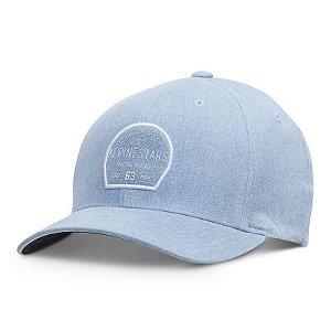 Boné Alpinestars Tribute Flexfit - Azul/Branco