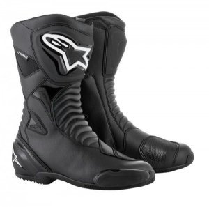 Bota Alpinestars Smx-s Waterproof Impermeável Speed Smxs