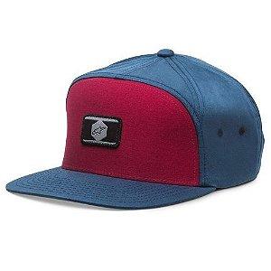 Boné Alpinestars Balsam - Azul marinho/Vermelho