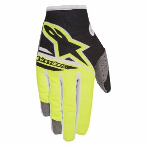 Luva Cross Motocross Alpinestars Radar Flight 2018 Fluo