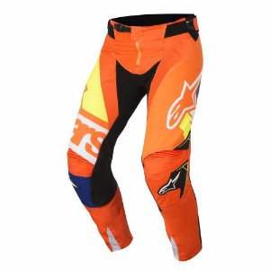 Calça Cross Motocross Alpinestars Techstar Factory 2018 Ktm