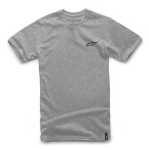 Camiseta Alpinestars Neu Ageless Cinza