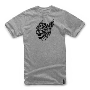 Camiseta Alpinestars Demon Cinza