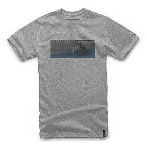 Camiseta Alpinestars RR Cinza
