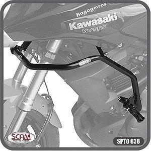 Protetor Motor Carenagem Kawasaki Versys650 2010 a 2014