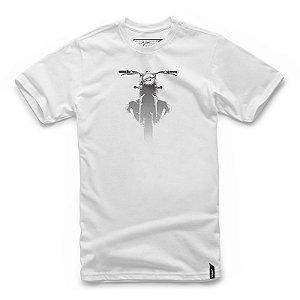Camiseta Alpinestars Boxed Branco