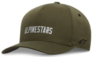 Boné Alpinestars Law Verde Militar