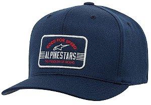 Boné Alpinestars Bars Azul