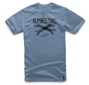 Camiseta Alpinestars Ratchet Azul