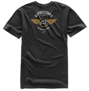 Camiseta Alpinestars Fierce Preto