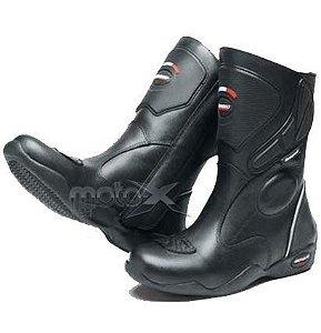 Bota Feminina Mondeo 1013 Leather Dry Evo3 100% Impermeável