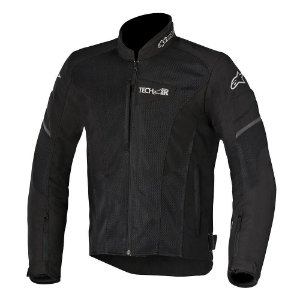 Jaqueta Alpinestars Viper Tech Air Race Compatible Preto