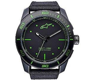 Relógio Alpinestars Tech 3H - Preto/Verde