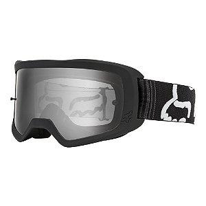 Óculos Fox Main II Race - Preto/Branco
