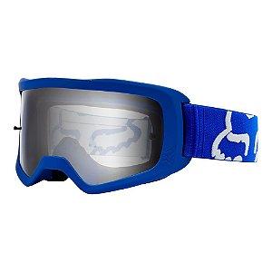 Óculos Fox Main II Race - Azul/Branco