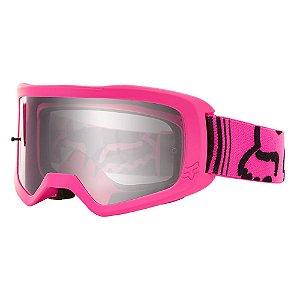 Óculos Fox Main II Race - Rosa Pink/Preto
