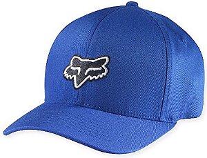 Boné Fox Flexfit Legacy 16 - Azul/Preto