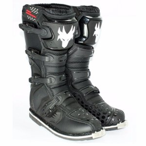 Bota De Cross Red Dragon Action - Preta