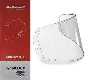 Pelicula Anti Embaçante Pinlock Viseira Ls2 Ff323 Arrow