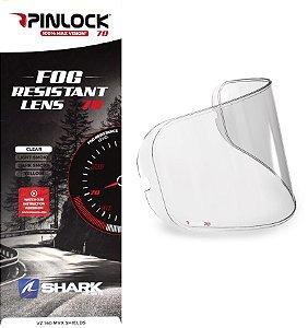 Pelicula Anti Embaçante Pinlock Viseira Shark Evo One Evoone