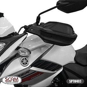 Protetor De Mao Yamaha Fazer150 2016+ Scam Spto403