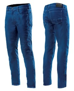 Calça Jeans Alpinestars Merc Denin - Azul Claro