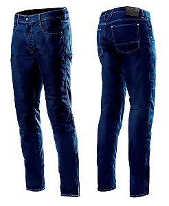 Calça Jeans Alpinestars Merc Denin - Azul Escuro