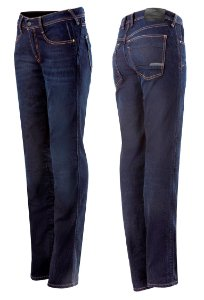 Calça Jeans Alpinestars Angeles Denim - Azul Escuro