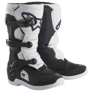 Bota Motocross Alpinestars Tech 3s Youth Infantil branca