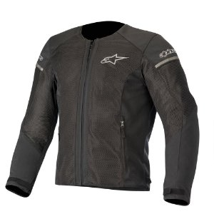 Jaqueta Alpinestars Sportown Drystar® Air - Preto (Ventilada)